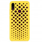 Redmi Note 7 Creative Hollow Case Yellow
