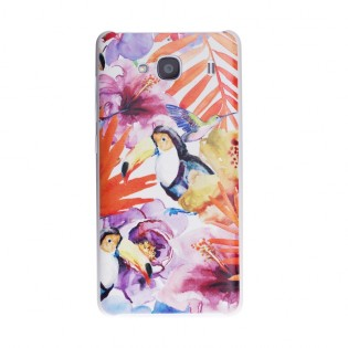 Xiaomi Redmi 2 / 2A 3D Protective Case Rainforest