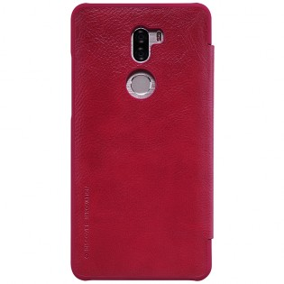 Nillkin Qin Leather Case for Xiaomi Mi 5s Plus Red