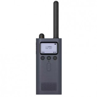 MiJia Portable Walkie Talkie Two-Way Radio Black