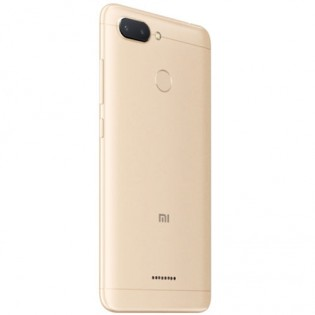 Xiaomi Redmi 6 High Ed. 4GB/64GB Dual SIM Gold