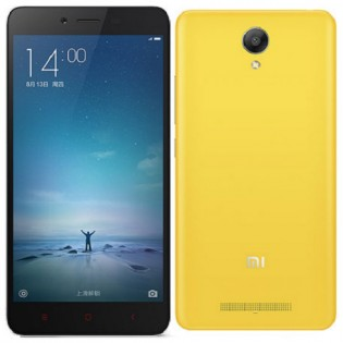 Xiaomi Redmi Note 2 Prime 2GB/32GB Dual SIM Yellow