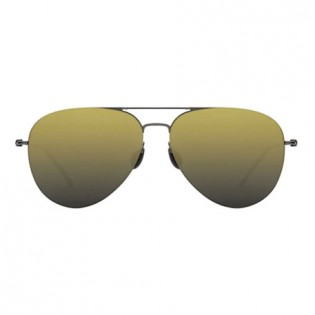 Turok Steinhardt Nylon Polarized Sunglasses Gold