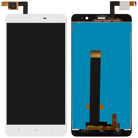 Xiaomi Redmi Note 3 Touchscreen + LCD White