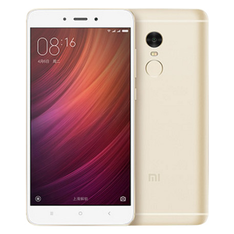 Xiaomi Redmi Note 4 High Ed. 3GB/64GB Dual SIM Gold