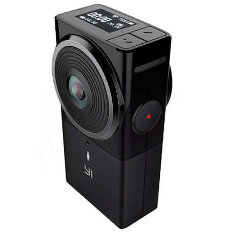 Yi 360° VR Camera International Edition Black