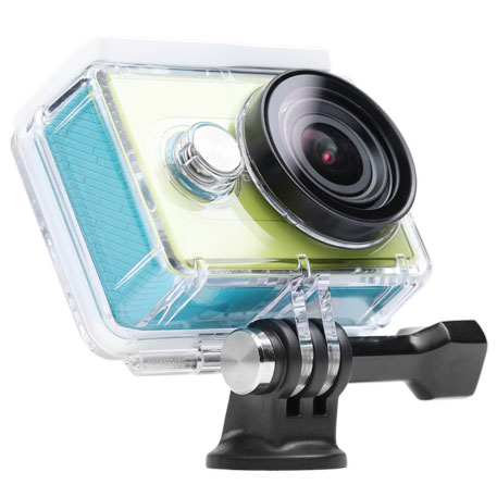 Xiaomi Yi Action Camera Waterproof Case White