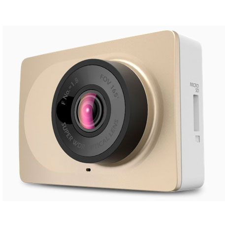 Xiaomi Yi Smart Dash Camera Car DVR Gold