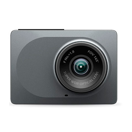 Yi Smart Dash Camera Car DVR Gray