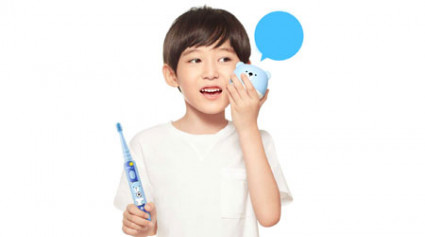 Electric Toothbrush For Kids By Doctor B