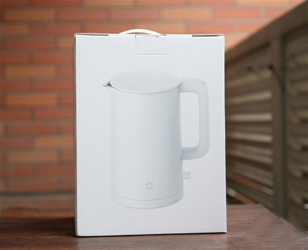 Mi Electric Kettle in a box